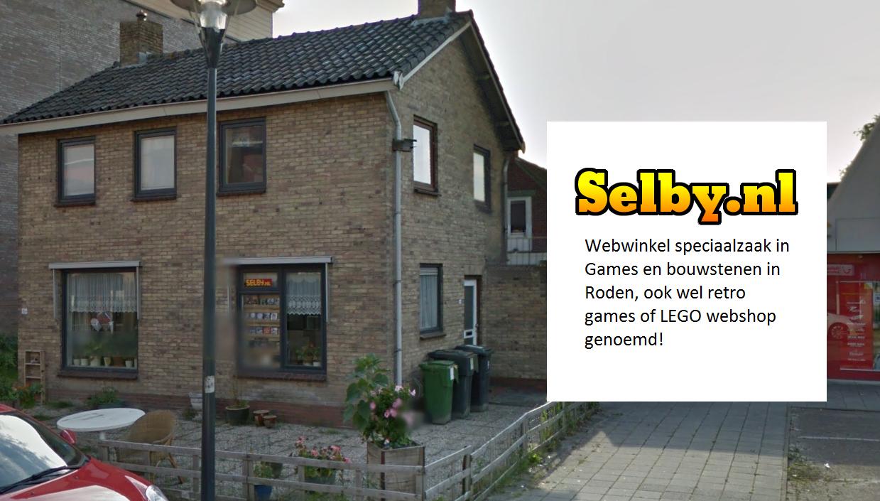 Welkom bij Selby.nl
